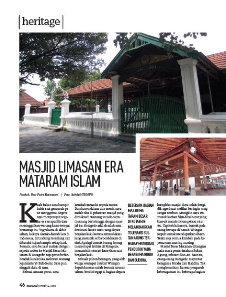 Masjid Kotagede 1